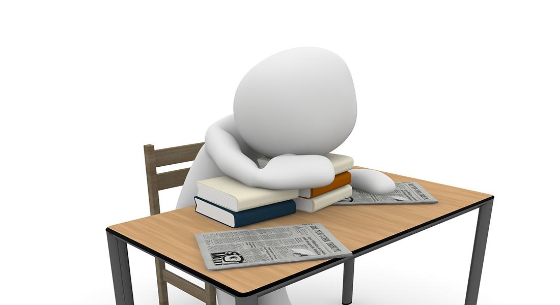 Stress-måling bland studerende